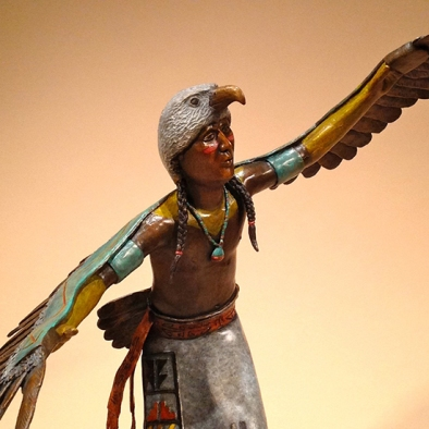 Pueblo Eagle Dance