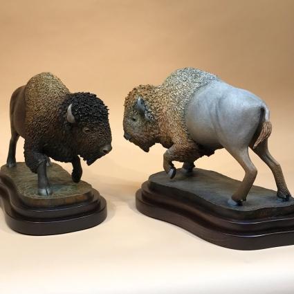 JoeCajero-MajesticSpirit-Small-Buffalo-Bronzes-01