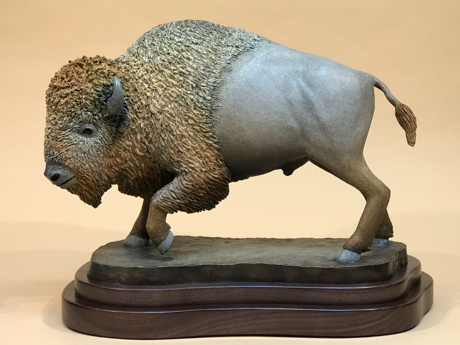JoeCajero-MajesticSpirit-Small-Buffalo-Bronzes-02