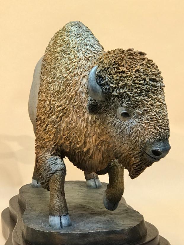 JoeCajero-MajesticSpirit-Small-Buffalo-Bronzes-06