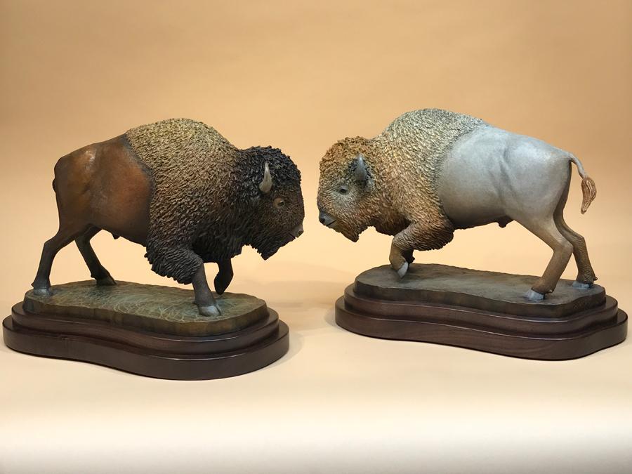 JoeCajero-MajesticSpirit-Small-Buffalo-Bronzes-07