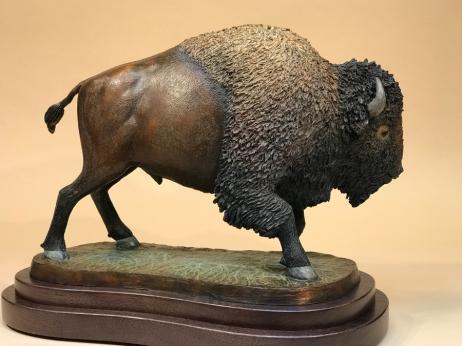 JoeCajero-MajesticSpirit-Small-Buffalo-Bronzes-09