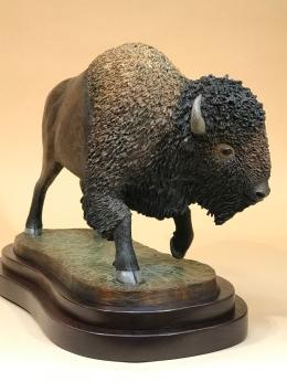 JoeCajero-MajesticSpirit-Small-Buffalo-Bronzes-10