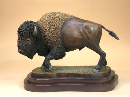 JoeCajero-MajesticSpirit-Small-Buffalo-Bronzes-12