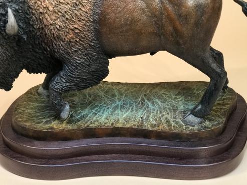 JoeCajero-MajesticSpirit-Small-Buffalo-Bronzes-13