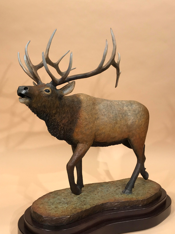 Sounds of the Fall - The Bull Elk